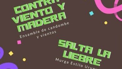 Photo of Contra viento y madera