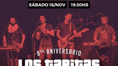 Photo of Los Tapitas festejan su 8° aniversario