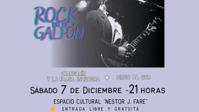 Photo of Willy Crook en Rock en el Galpón