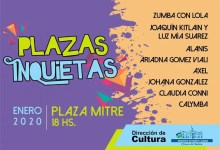 Photo of Plazas Inquietas