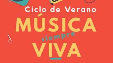 Photo of Ciclo de Verano Música Viva