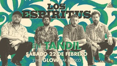 Photo of Los Espíritus en Tandil – Gira 2020