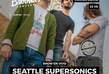 Photo of Seattle Supersonic