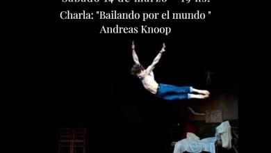 """Photo of CHARLA """"BAILANDO POR EL MUNDO"""""""
