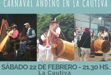 Photo of Carnaval Andino en La Cautiva.