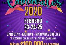 Photo of Carnavales 2020 en Benito Juárez