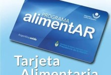 Photo of Por el aislamiento obligatorio la ayuda de la Tarjeta AlimentAR se pagará junto con la AUH y la AUE