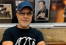 Photo of León Gieco en el día de la memoria