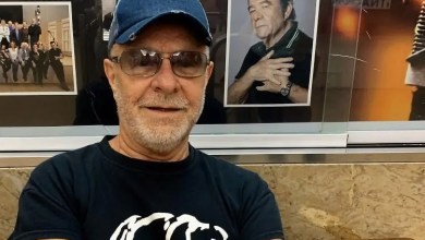 Photo of León Gieco en el día de la memoria