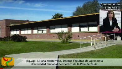 Photo of Facultad de Agronomía actividades de docencia y extensión en modo virtual