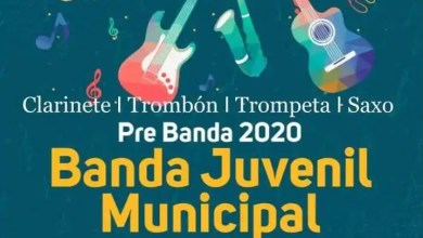 Photo of Banda Juvenil Municipal. Continúa la inscripción pre banda