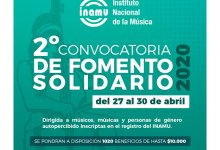 Photo of Segunda convocatoria de fomento solidario 2020