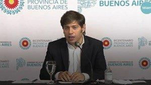 Photo of Kicillof presentó seis medidas de impulso para comercios, pymes y agroindustrias
