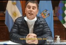 Photo of Mensaje del intendente Hernán Bertellys a la comunidad del partido de Azul.