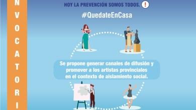 Photo of Convocatoria para artistas locales