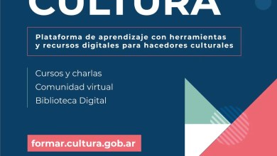 Photo of Formar Cultura, una plataforma virtual de capacitación y formación