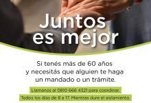 Photo of Colaboración para adultos mayores