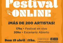Photo of Festival Online de Músicos Organizados