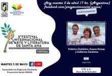 Photo of Festival internacional de Arte y Literatura de Santa Ana