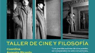 Photo of Taller de Cine y Filosofía