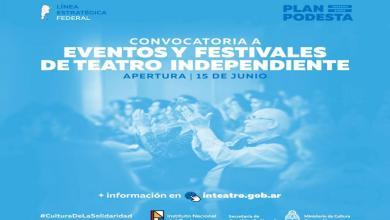 Photo of Nueva ayuda para eventos y festivales de teatro independiente de todo el país