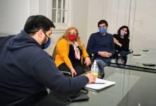 Photo of Concejales del Frente de Todos se reunieron con el Director Bonaerense de Intervención Social en Emergencia
