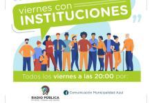Photo of Comienza el ciclo Viernes con instituciones