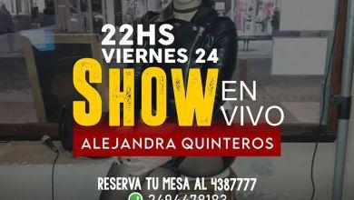 Photo of Alejandra Quintero en vivo
