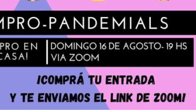Photo of Este domingo Impro Pandemials