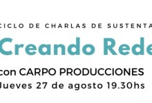 "Photo of Ciclo de charlas ""Creando Redes"""