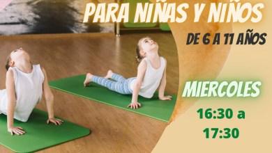 Photo of Yoga Para Niñas y Niños