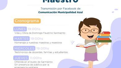 Photo of Semana del maestro