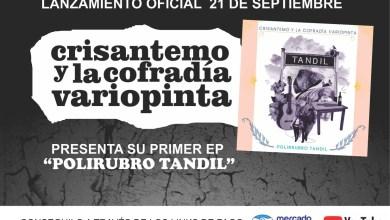 """Photo of Lanzamiento Oficial en esta Primavera del Primer EP de """"Crisantemo y la Cofradía Variopinta"""""""