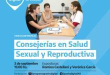 """Photo of Nuevas videoconferencias de Punto Digital """"Consejerías en salud sexual y reproductiva"""""""