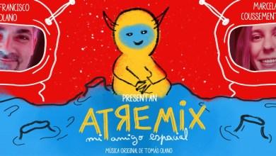"""Photo of """"ATREMIX…mi amigo espacial"""""""