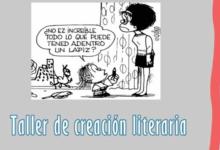 Photo of Taller de Creación literaria
