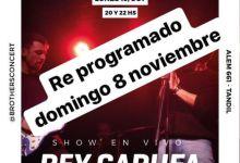 Photo of Rey Garufa y sus timadores en vivo