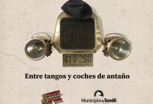 "Photo of ""ENTRE TANGOS Y COCHES DE ANTAÑO"""