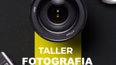 Photo of Taller Virtual de Fotografía