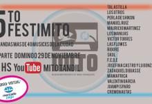 Photo of 5° FESTIMITO VIRTUAL: Festival de música local
