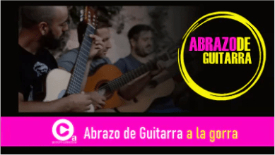 Photo of Abrazo de Guitarra a la Gorra para colaborar con los artistas afectados por la pandemia