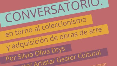 Photo of Conversatorio Artistasanidados
