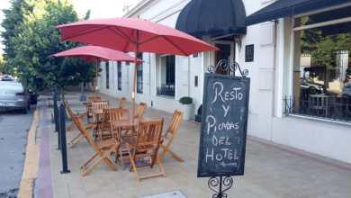 """Photo of Hotel Francia """"Un nuevo espacio para disfrutar en familia, y entre amigos""""."""
