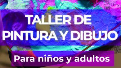 Photo of TALLER DE DIBUJO Y PINTURA EN EL PATIO DE ALONDRAS
