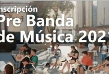 Photo of INSCRIPCIÓN PRE BANDA DE MÚSICA 2021