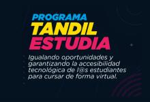 Photo of TANDIL ESTUDIA: ACCESIBILIDAD TECNOLÓGICA PARA MÁS DE 500 ALUMNOS