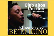 Photo of SHOW EN VIVO EN CLUB ALTOS UNIDOS
