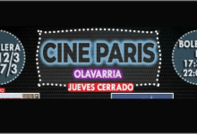 Photo of CINE PARIS, NUEVA CARTELERA.