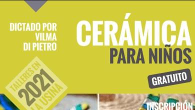 Photo of EL TALLER DE CERÁMICA PARA NIÑOS