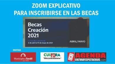 Photo of AYUDAMOS A INSCRIBIRTE EN LAS BECAS CREACIÓN